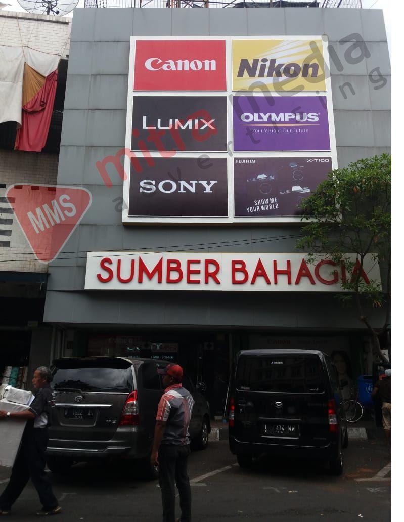 signboard jakarta